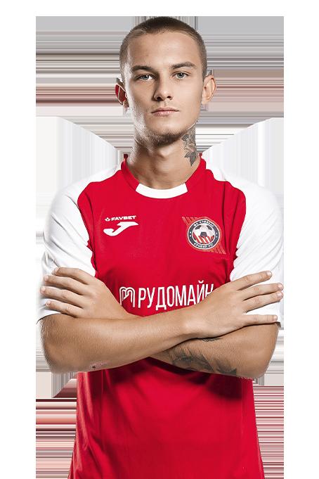 """Гліб Попчук: """"Кривбас"""" повинен зіграти у свій футбол"""